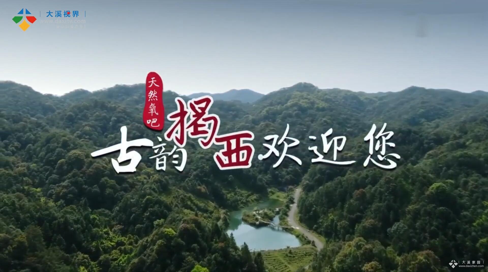 """祝贺揭西喜获""""中国天然氧吧""""荣誉称号"""